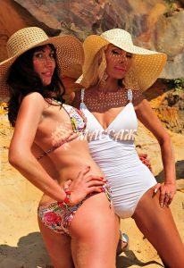 Маша и Вика